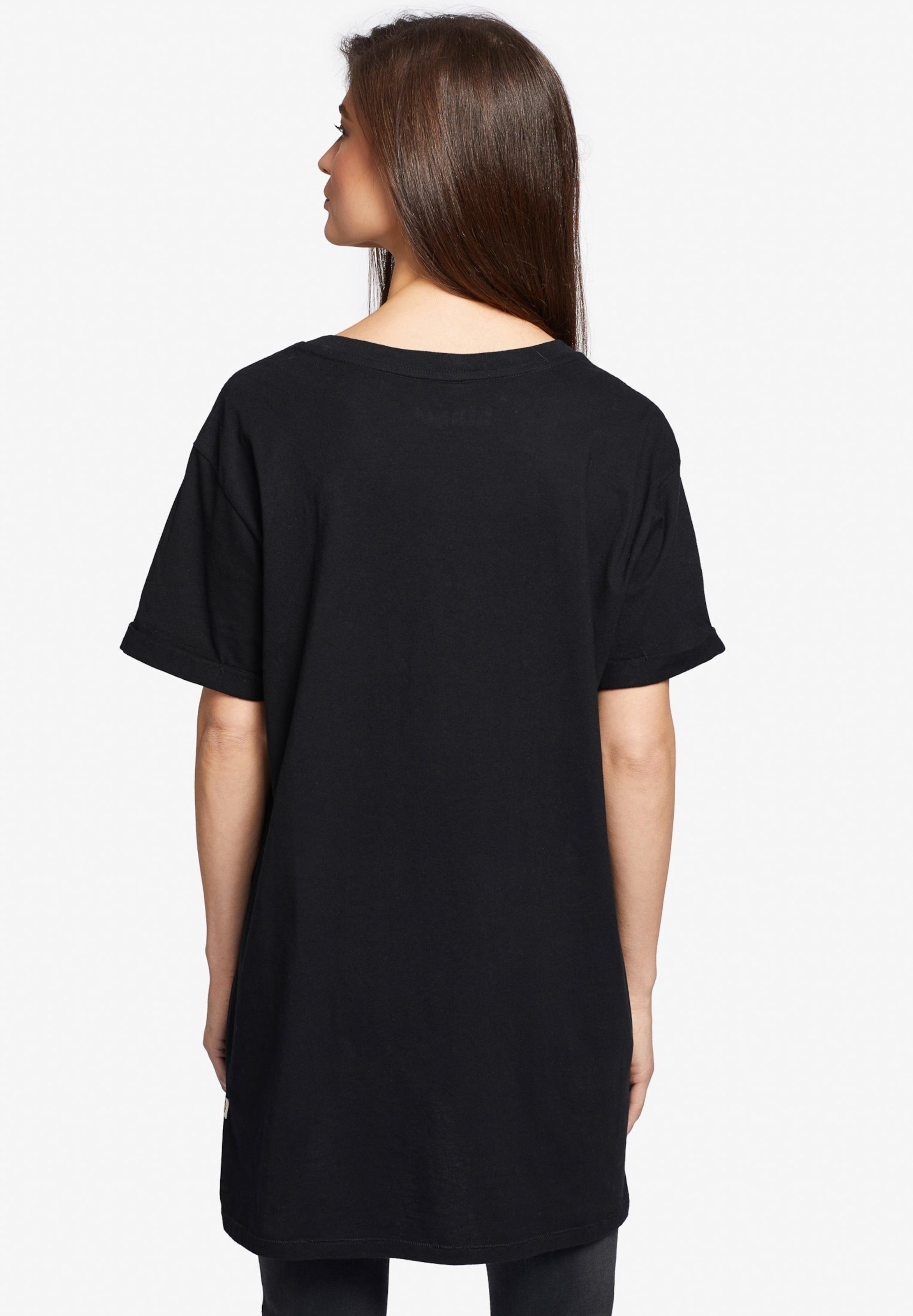 ' Madness' Shirt Zwart Khujo 80's In Anne 354ARLj