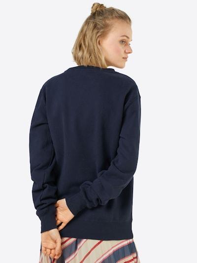 ELLESSE Sweatshirt 'Agata' in dunkelblau: Rückansicht