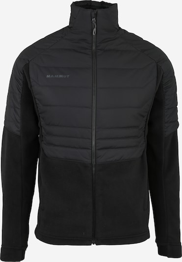 MAMMUT Sportjacke 'Innominata ML' in schwarz, Produktansicht