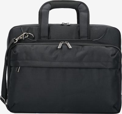 D&N Aktentasche 'Easy Business' in schwarz, Produktansicht