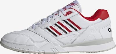 ADIDAS ORIGINALS Sneaker 'AR Trainer' in rot / schwarz / weiß, Produktansicht