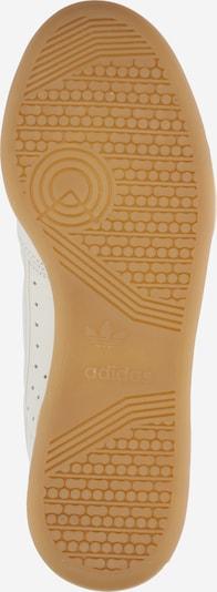 ADIDAS ORIGINALS Sneaker 'CONTINENTAL 80' in offwhite: Ansicht von unten