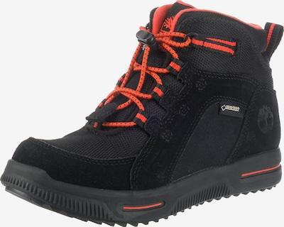 TIMBERLAND Winterstiefel 'City Stomper' in orangerot / schwarz, Produktansicht