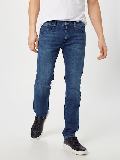 HUGO Džinsi 'HUGO 708/RS1' pieejami zils džinss, Modeļa skats