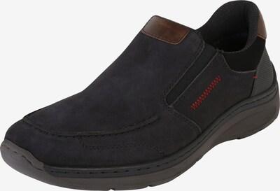 RIEKER Halbschuhe 'B8952' in schwarz, Produktansicht