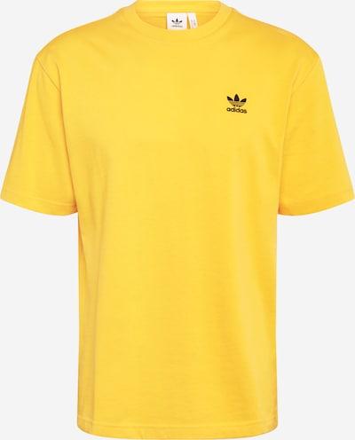 sárga / fekete ADIDAS ORIGINALS Póló, Termék nézet