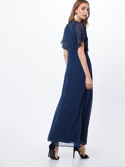 Vakarinė suknelė 'Maura' iš ABOUT YOU , spalva - tamsiai mėlyna: Vaizdas iš galinės pusės