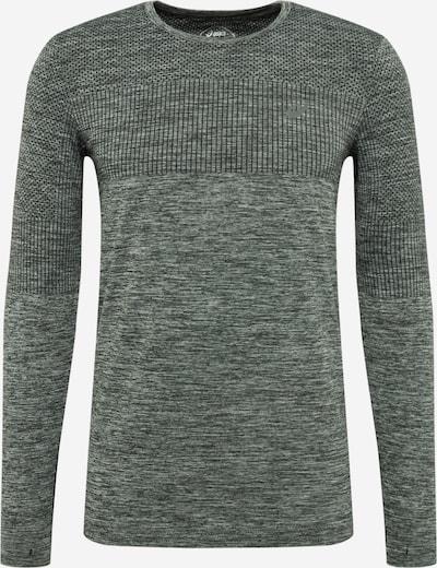 ASICS Športna majica 'Race Seamless LS' | siva barva, Prikaz izdelka