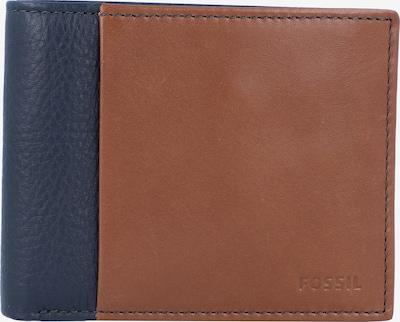 FOSSIL Porte-monnaies 'Ward' en bleu ciel / marron, Vue avec produit