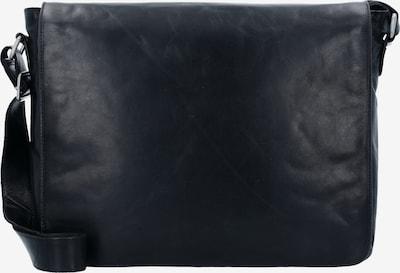 LEONHARD HEYDEN Messenger 'Cambridge' in schwarz, Produktansicht