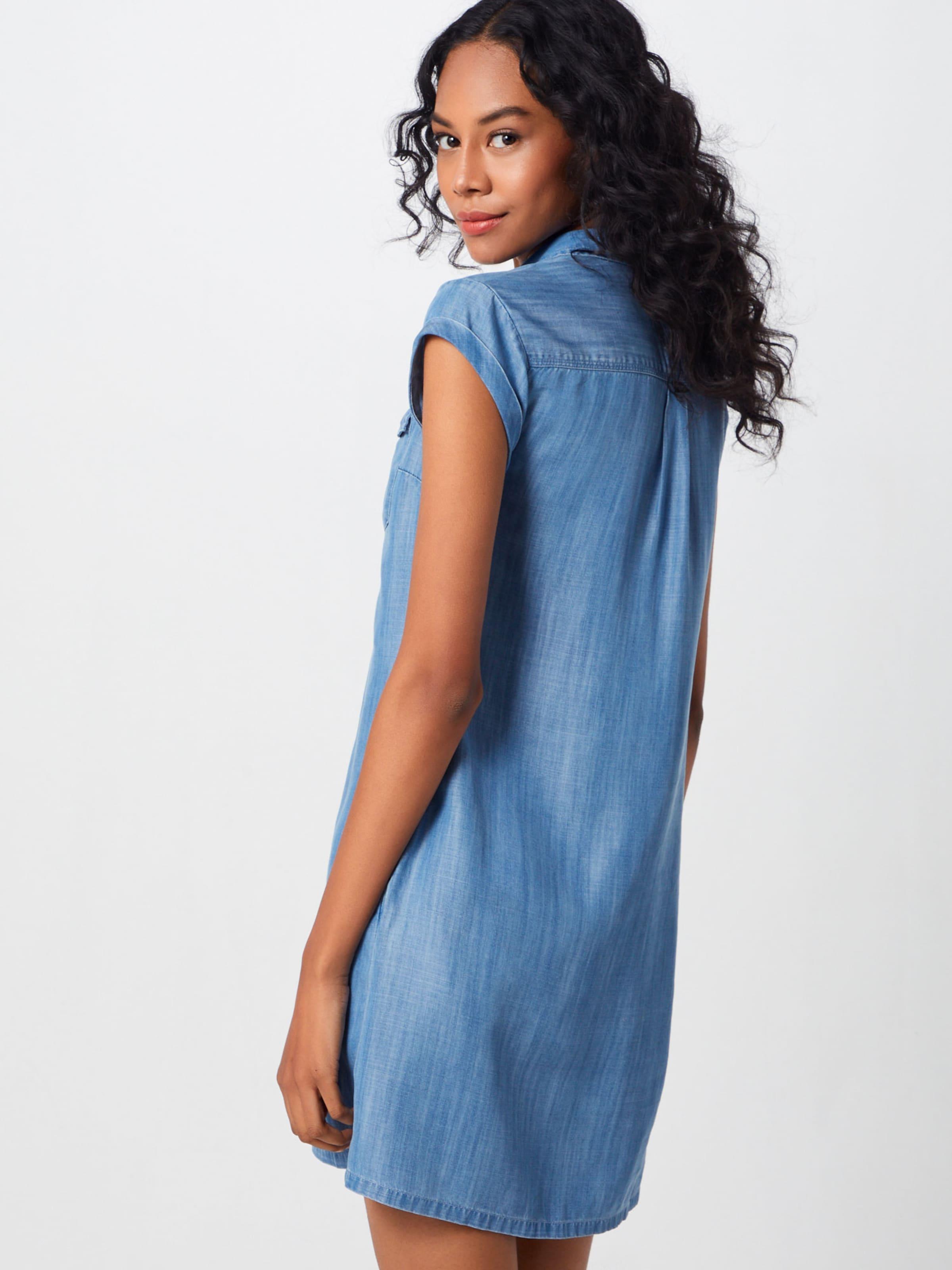 Kleid Superdry 'nina' In Blue Denim f6b7gvmyIY