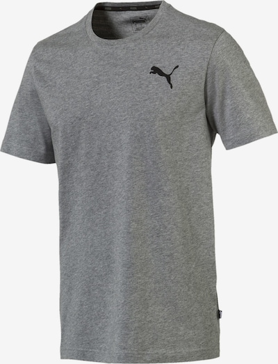PUMA T-Shirt 'Essentials' in graumeliert, Produktansicht