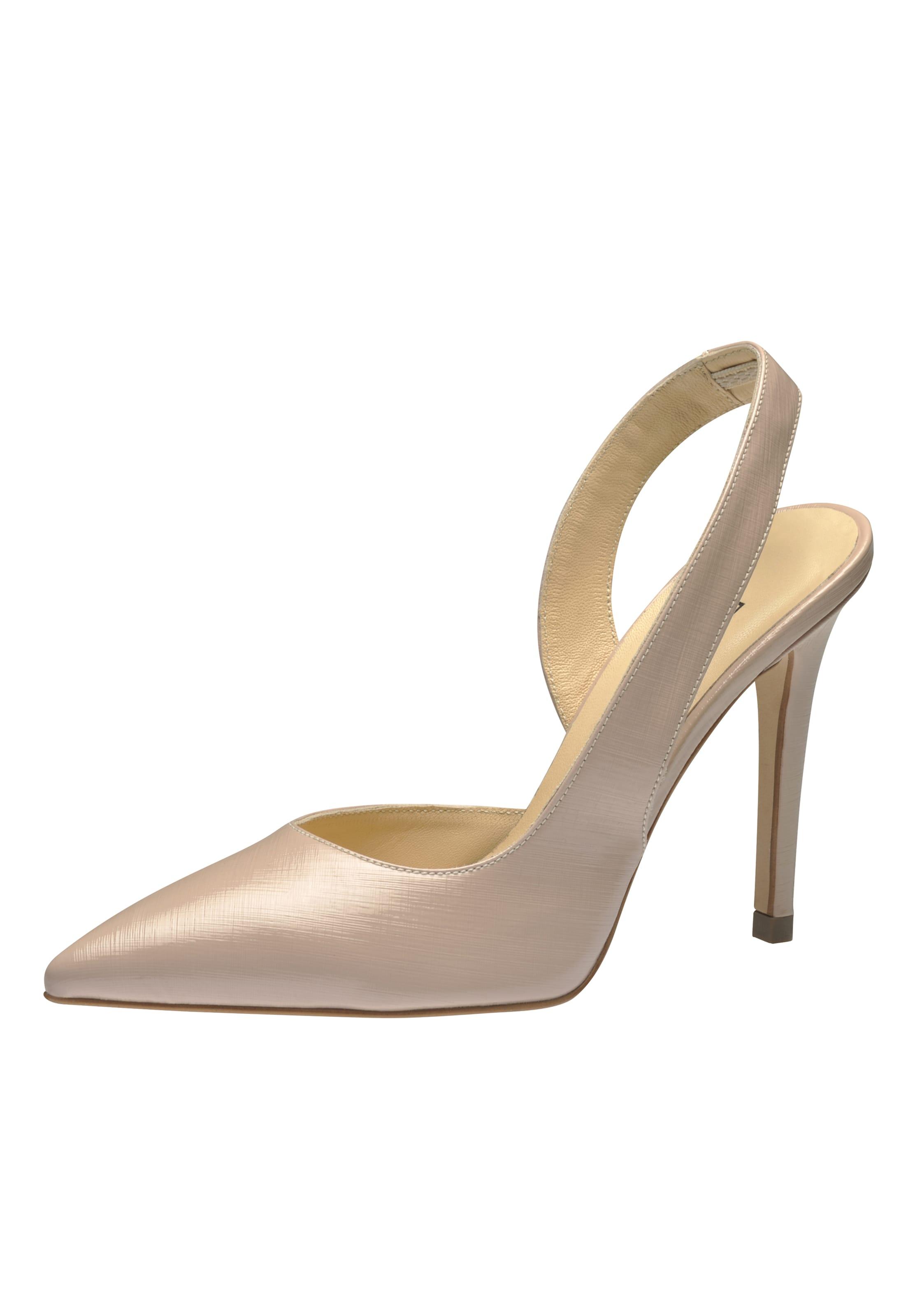 EVITA Damen Sling Pumps Verschleißfeste billige Schuhe