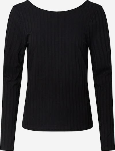 ONLY Tričko 'ONLGINA' - čierna: Pohľad spredu