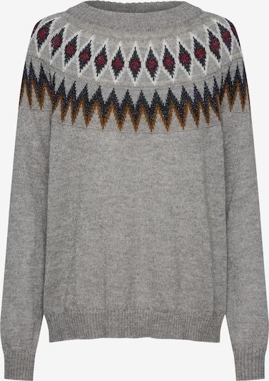 minimum Pullover in grau, Produktansicht