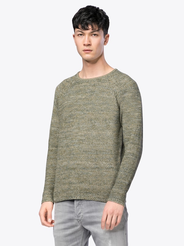 Revolution Pullover 'KNIT STRUCTURE'