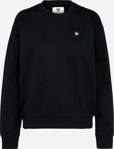 WOOD WOOD Sweatshirt 'Jess' in schwarz, Produktansicht