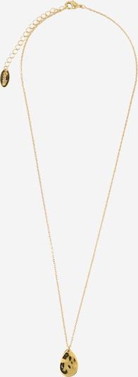 Lanțuri 'HAMMERED TEARDROP' Orelia pe auriu, Vizualizare produs