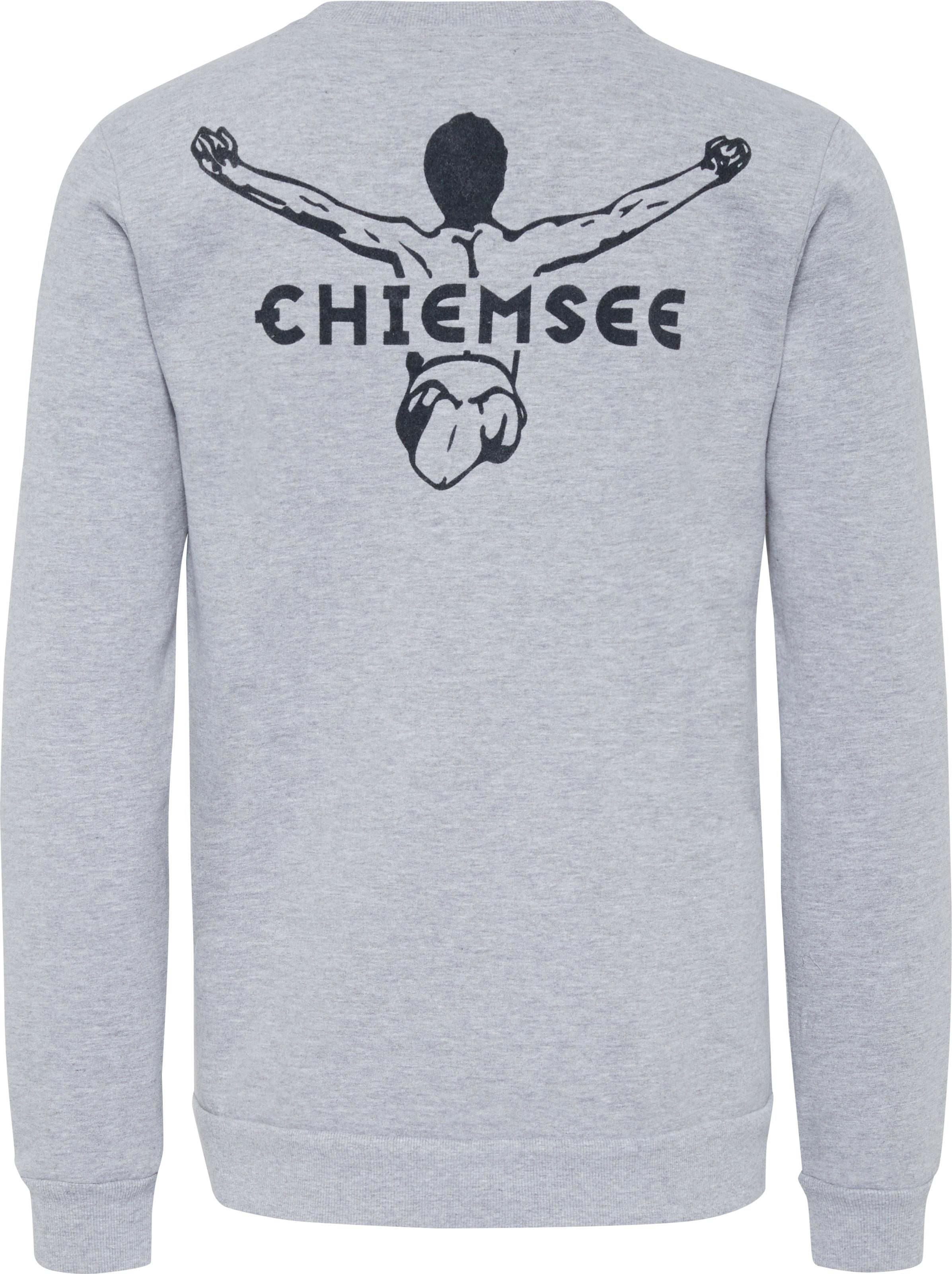 CHIEMSEE 'TENBY' Sweatshirt Men GOTS Rabatt Bestseller 3pi1HlEQ1P