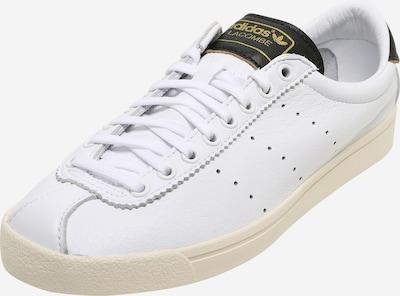 ADIDAS ORIGINALS Sneaker 'Lacombe' in gold / schwarz / weiß, Produktansicht