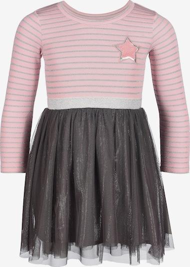 happy girls Kleid in rosa / schwarz, Produktansicht