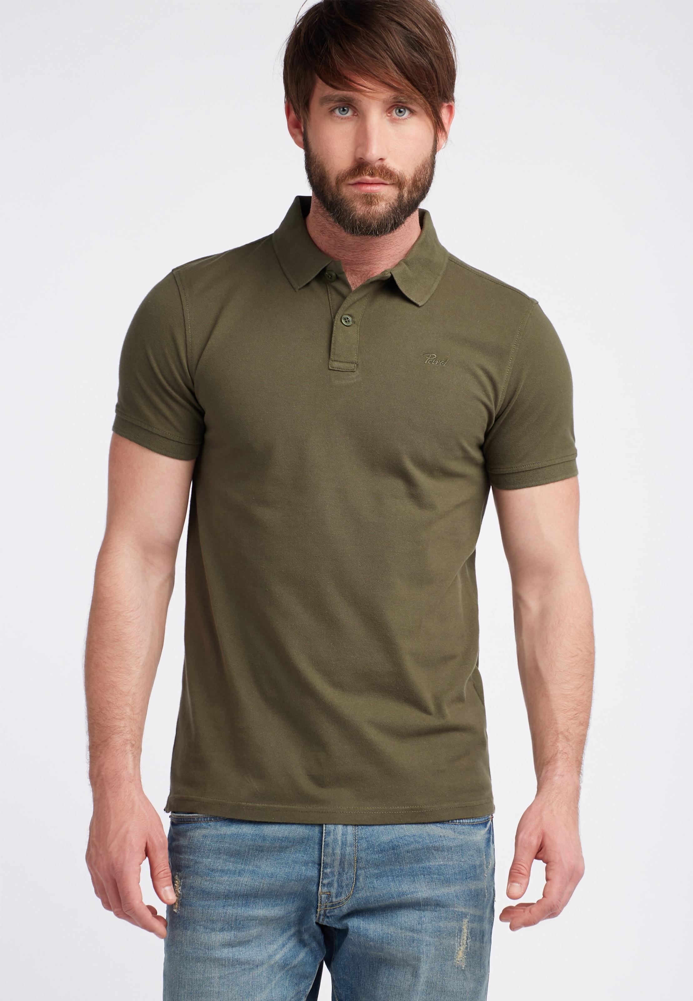 Petrol Industries Kaki shirt En T 8k0PnwO