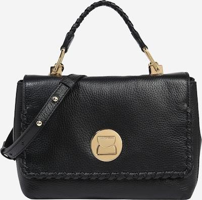 Coccinelle Tasche 'LIYA INFILATURA' in schwarz: Frontalansicht