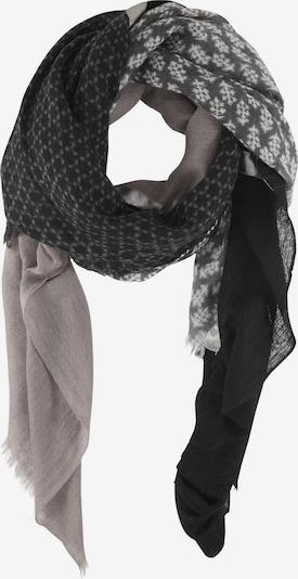 heine Tuch in grau / schwarz, Produktansicht