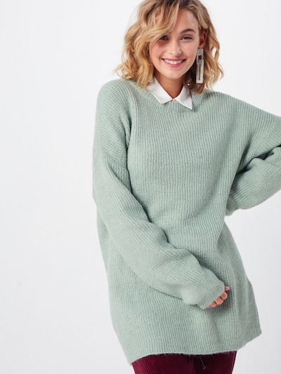 ABOUT YOU Pullover 'Mina' in mint, Modelansicht
