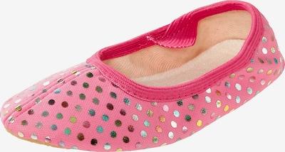 BECK Gymnastikschuhe in pink, Produktansicht