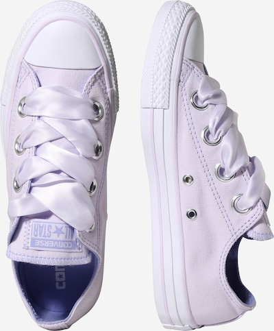 CONVERSE Sneaker 'CHUCK TAYLOR ALL STAR BIG EYELETS - OX' in lila / weiß: Seitenansicht