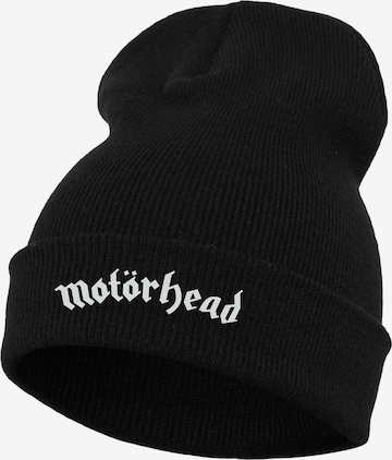 Urban Classics Beanie 'Motörhead' in Black