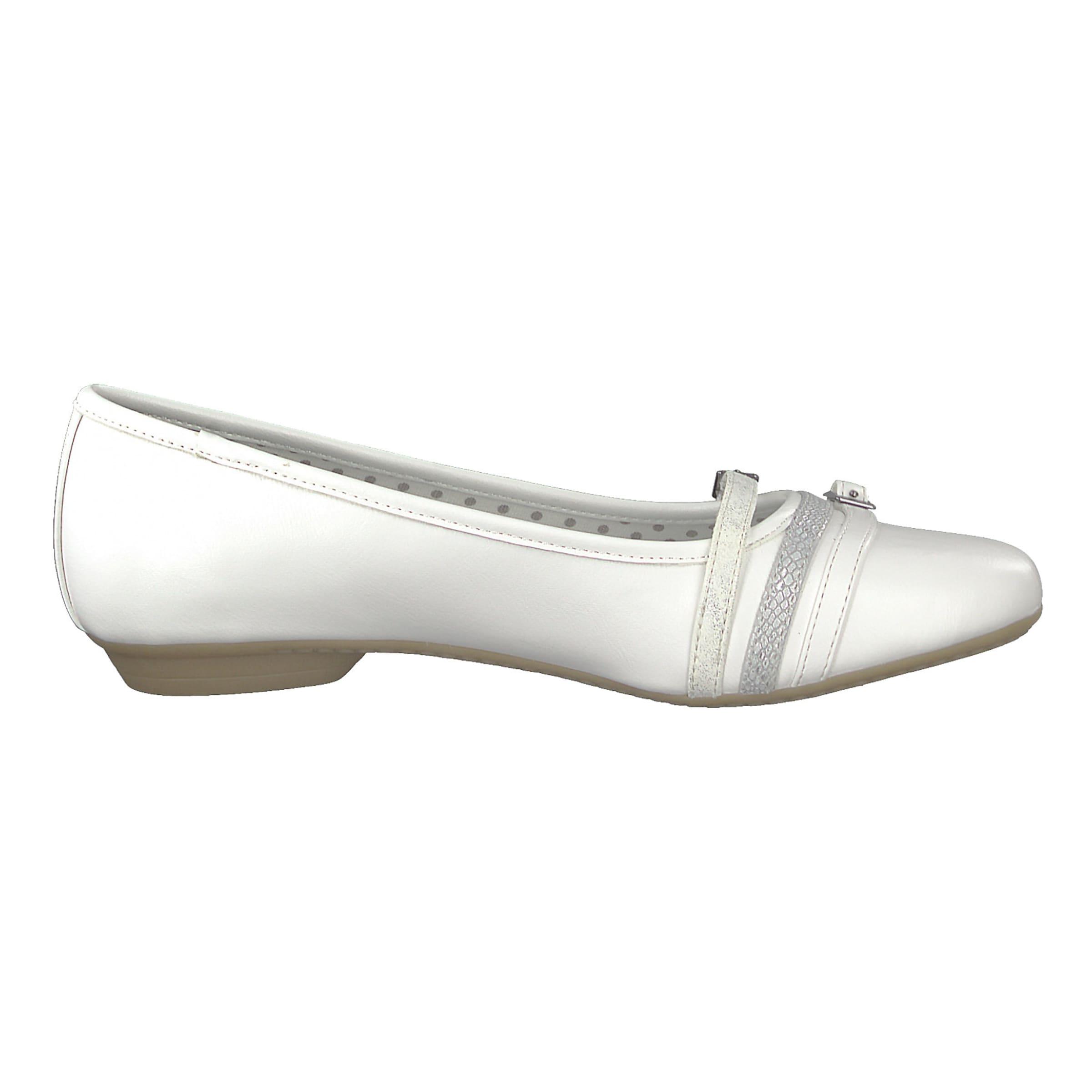 In Weiß oliver S S Ballerina oliver jpqMVzLSUG