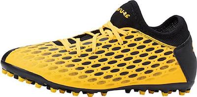 PUMA Fußballschuh ' Future 5.4 Mg ' in gelb: Frontalansicht