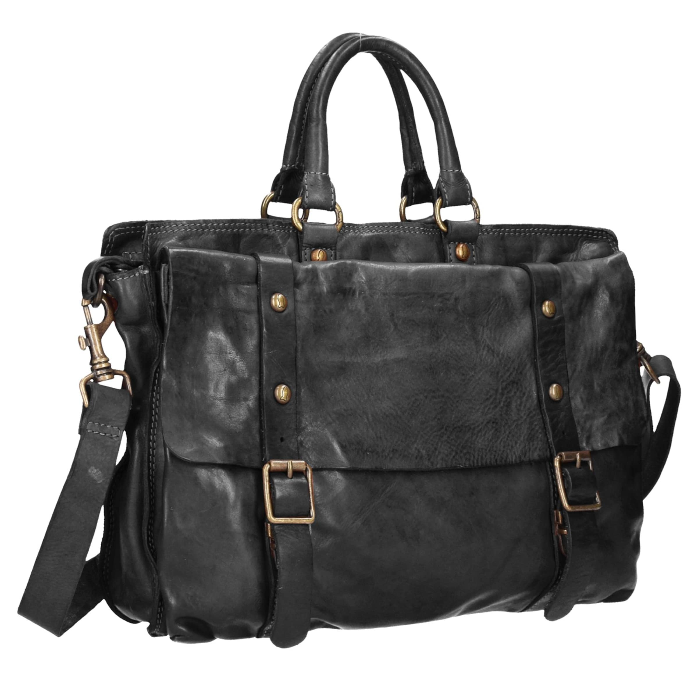 Bulk-Design Niedriger Preis Günstiger Preis Campomaggi Sequioa Handtasche 38 cm wyuw9I0Ib