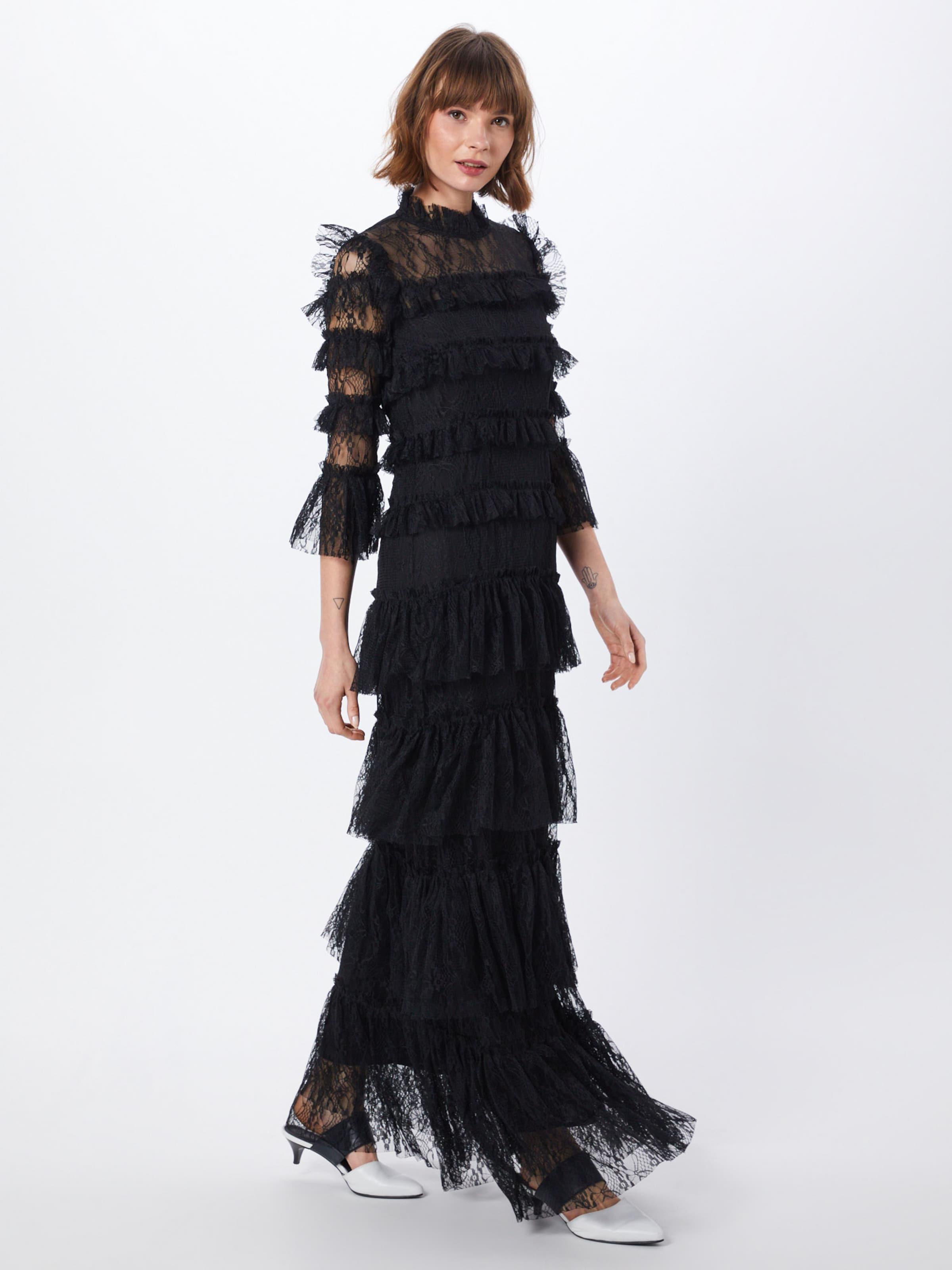 Kleid Malina 'carmine' By Schwarz In YWDeE9IH2