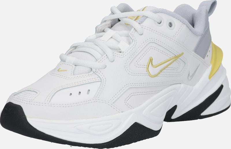 Tekno' ClairBlanc Baskets 'm2k En Gris Nike Sportswear Basses XOPZuTki