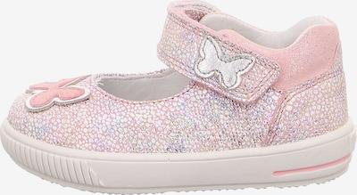 SUPERFIT Ballerina 'MOPPY' in rosa / silber, Produktansicht