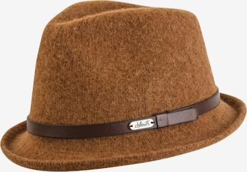 Pălărie 'Elvira' de la chillouts pe maro