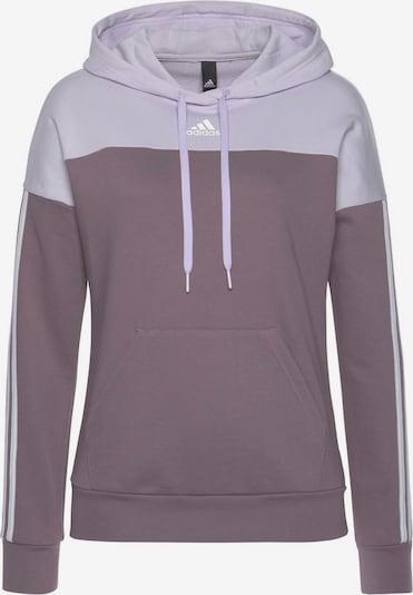 ADIDAS PERFORMANCE Sweatshirt in taupe / hellgrau, Produktansicht
