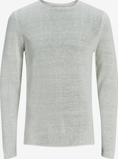 JACK & JONES Pullover in weiß, Produktansicht