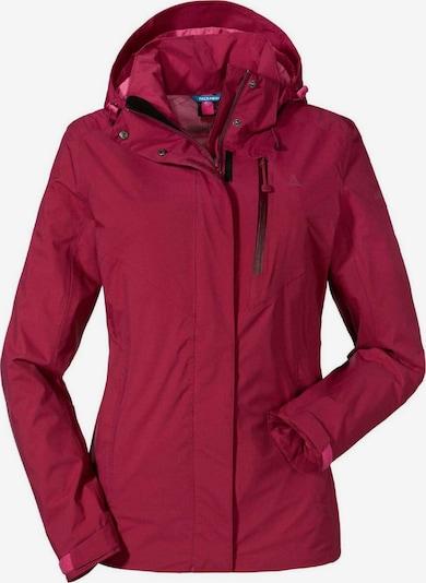 Schöffel Jacke 'Alyeska 2' in rot, Produktansicht