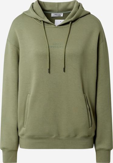MOSS COPENHAGEN Sweatshirt 'Ima Logo Hood Sweatshirt' in grün, Produktansicht