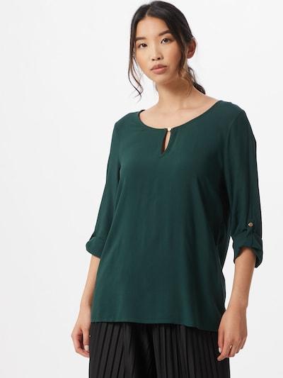 VERO MODA Bluse 'NADS' in smaragd, Modelansicht