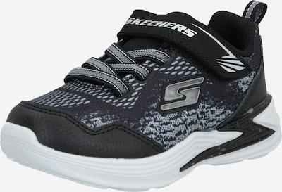 SKECHERS Sneaker 'ERUPTERS III DERLO' in grau / schwarz / weiß, Produktansicht