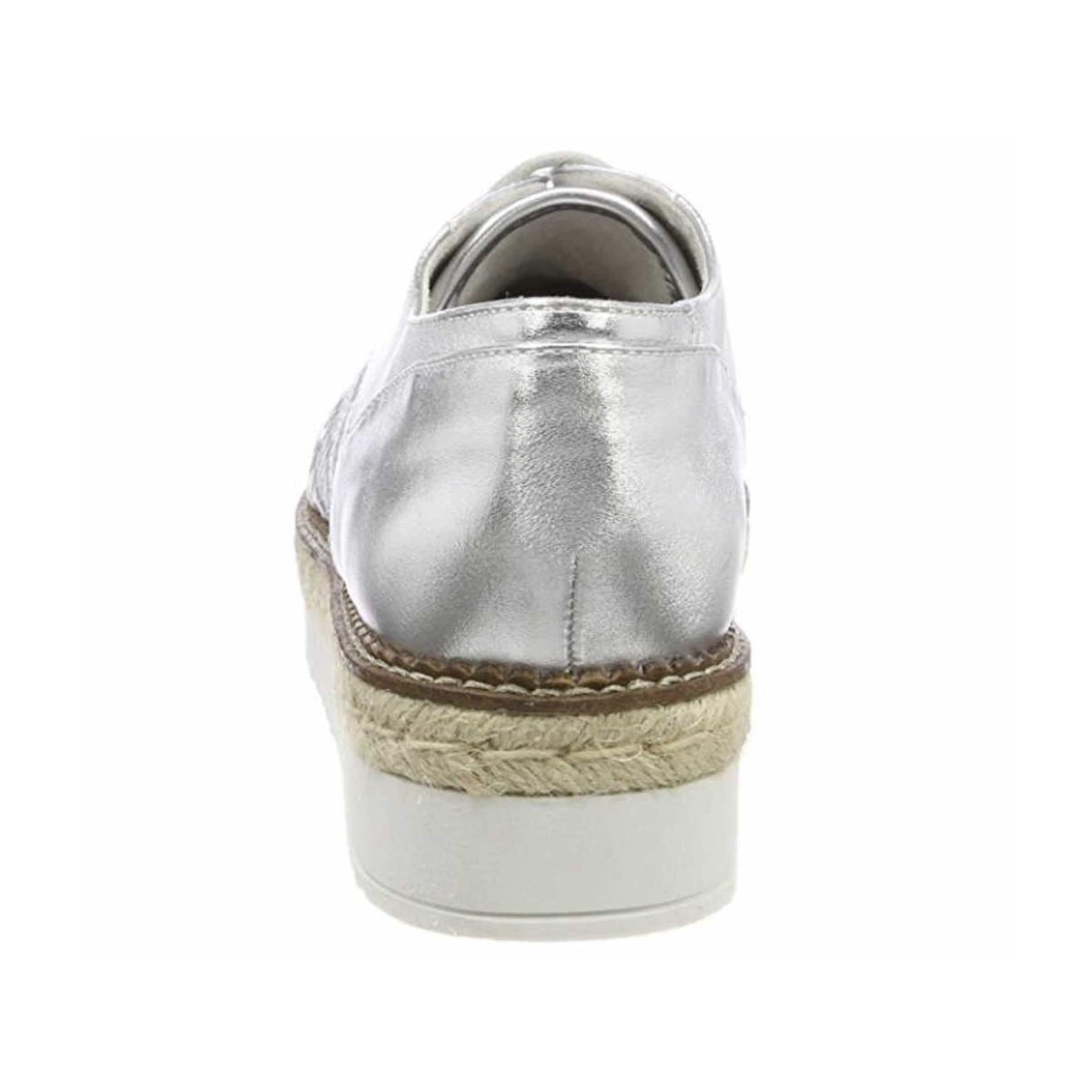Silber In Tamaris Schnürschuhe Schnürschuhe Tamaris Rj53LA4