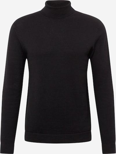 Only & Sons Pullover 'ONSALEX 12 ROLL NECK KNIT' in schwarz, Produktansicht