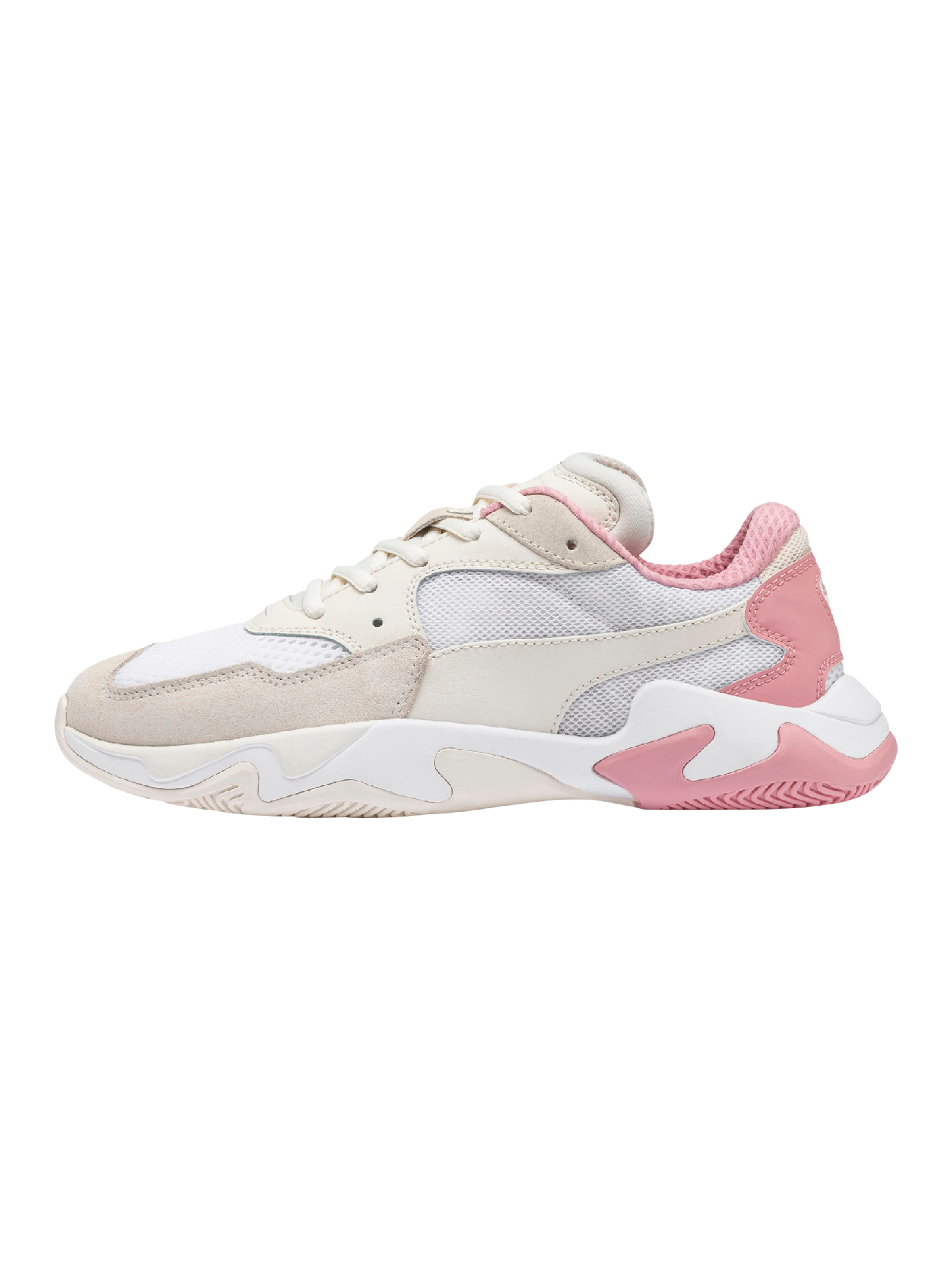 Origin' In Weiß BeigeAltrosa 'storm Puma Sneaker K1lFJc