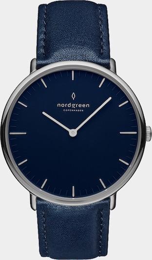 Nordgreen Analoog horloge in de kleur Nachtblauw, Productweergave