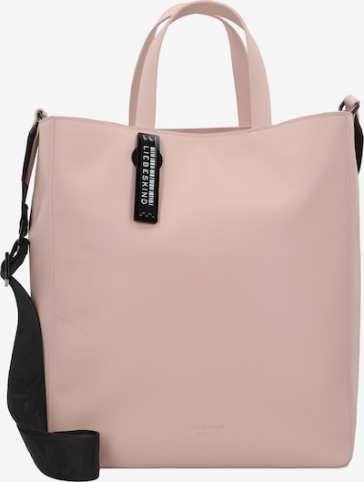 Liebeskind Berlin Shopper in de kleur Rosa / Zwart, Productweergave